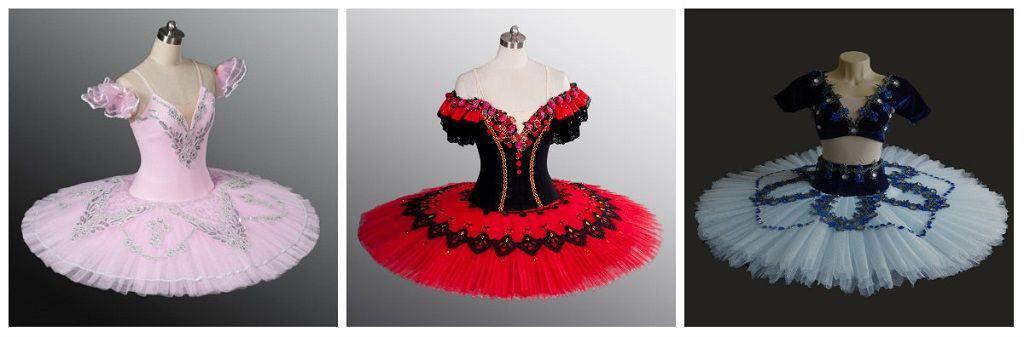 Пачки балерины