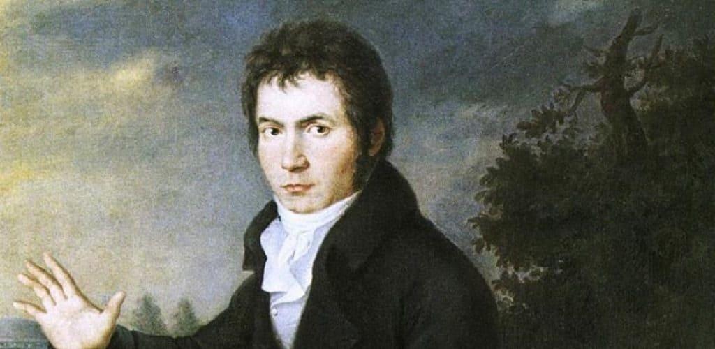 Бетховен в молодости