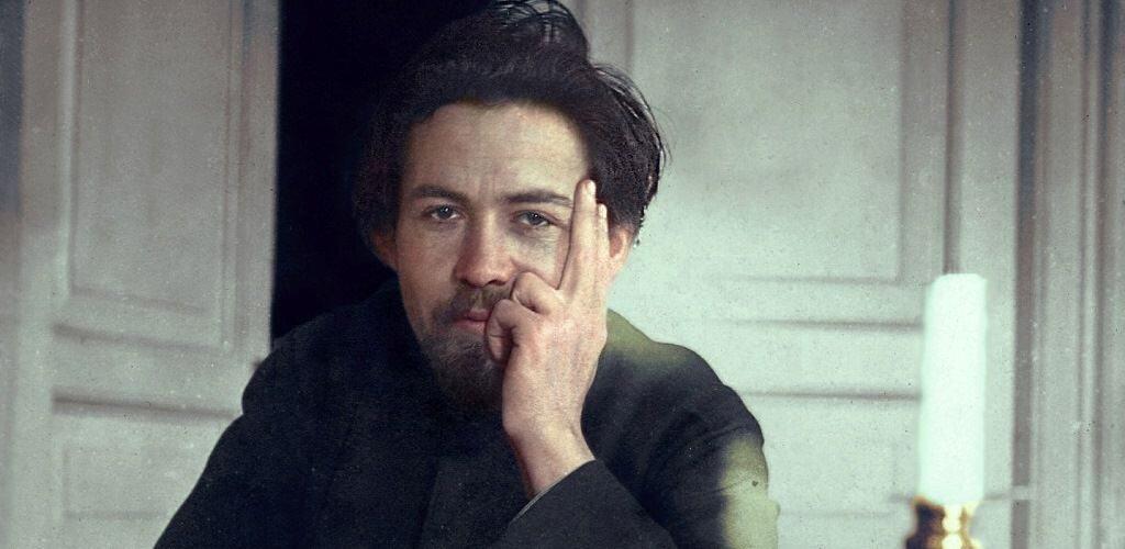 Антон Чехов в молодости
