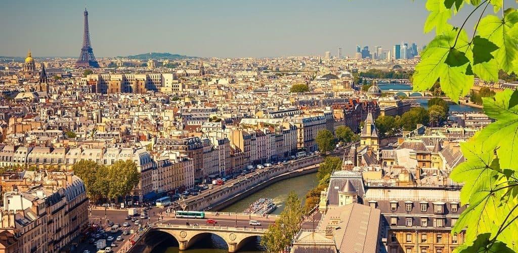 Интересные места во Франции