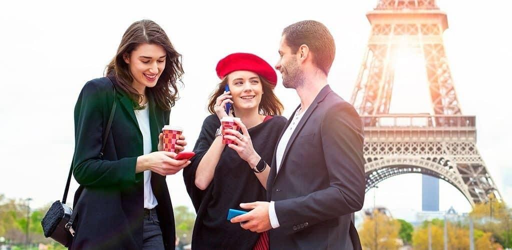 Французские традиции