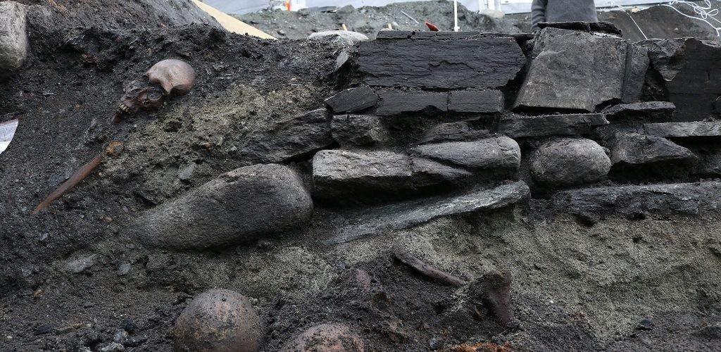 Поселения викингов в Канаде (раскопки)