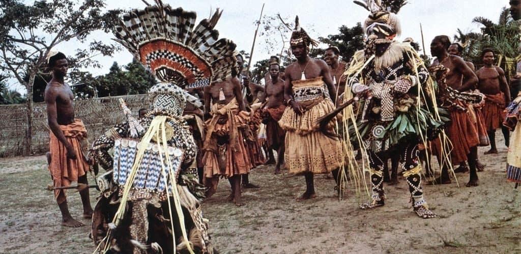 Ритуалы и обычаи народа Конго
