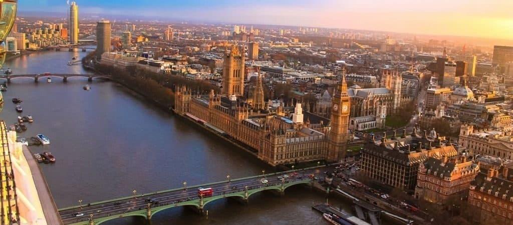 Столица Великобритании