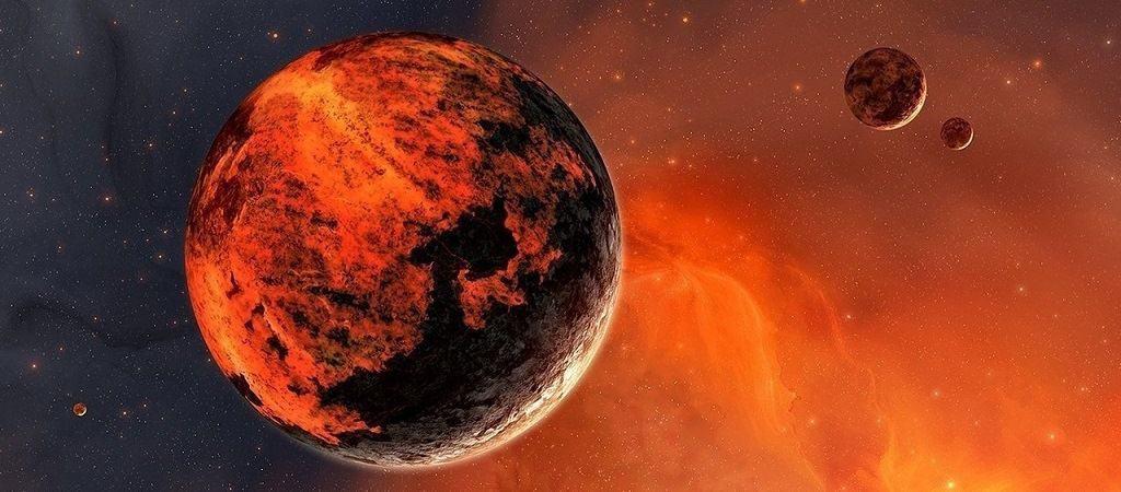 Интересное о Марсе