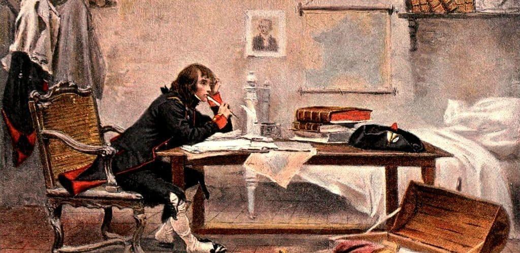 Математические способности Наполеона
