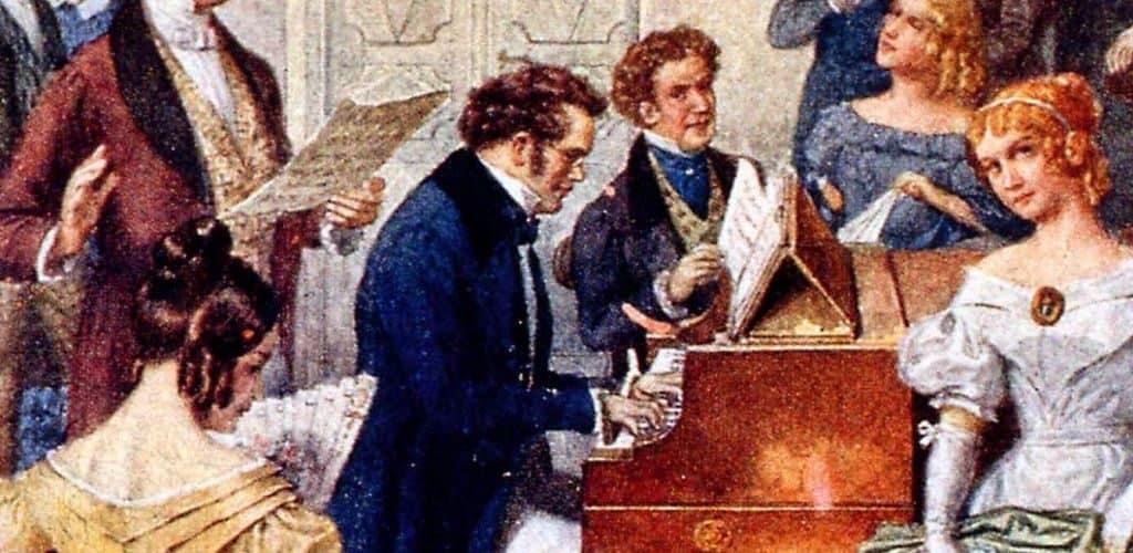 Шуберт за фортепиано