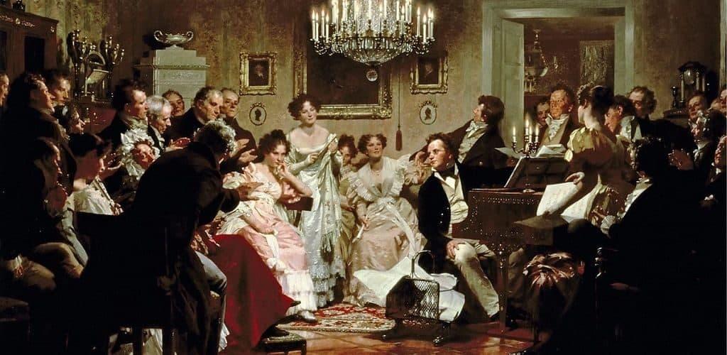 Концертная деятельность Шуберта