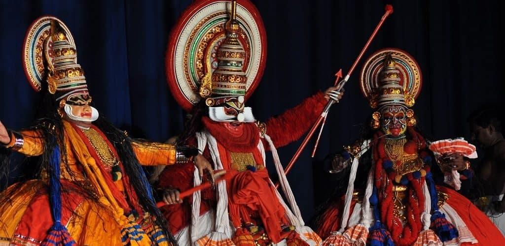 Театр Индии