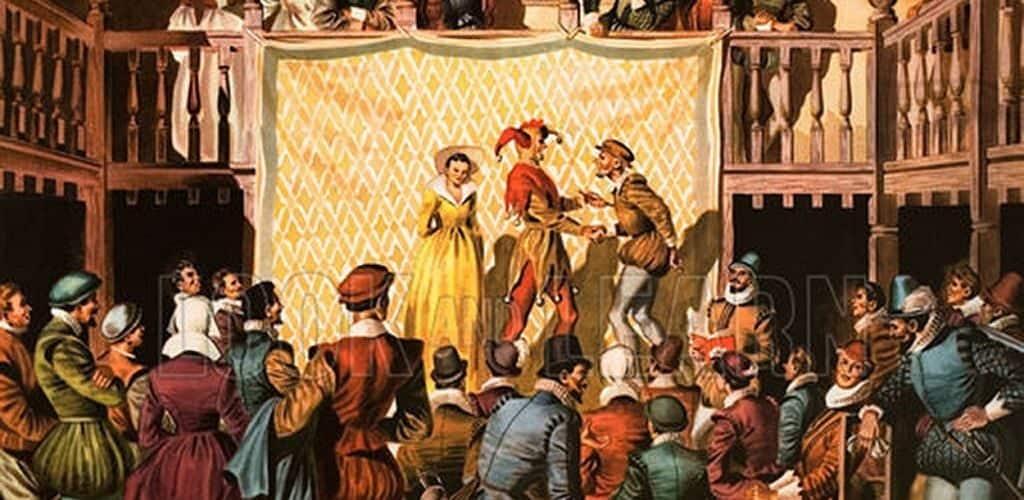 Театр времен Елизаветы I