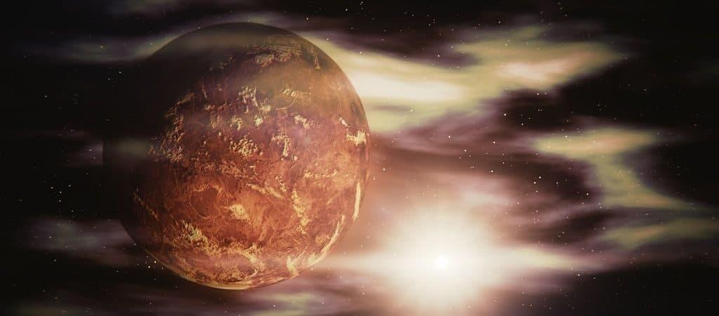 Интересное о Венере