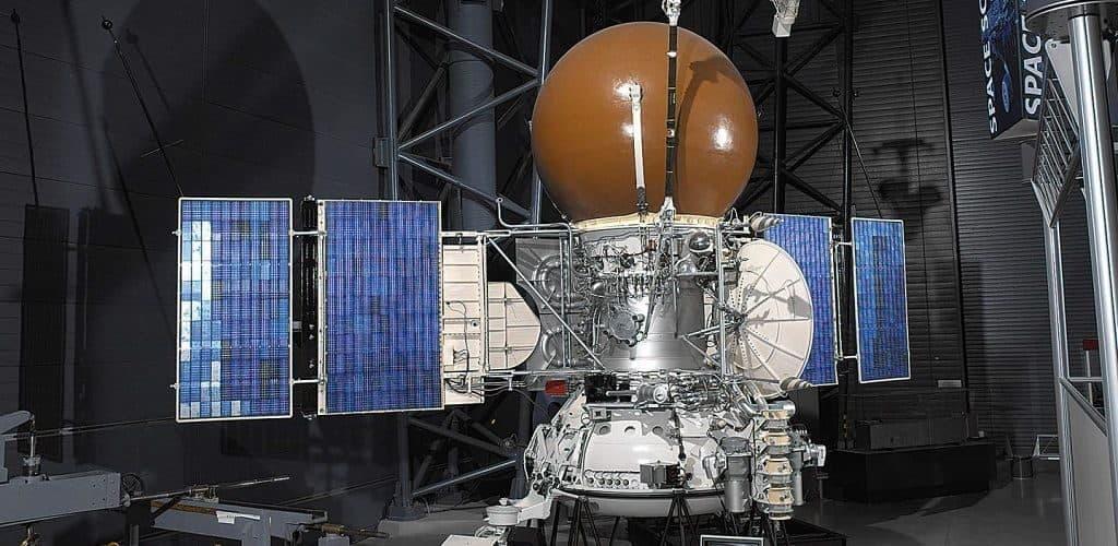 Зонды Вега-1 и Вега-2