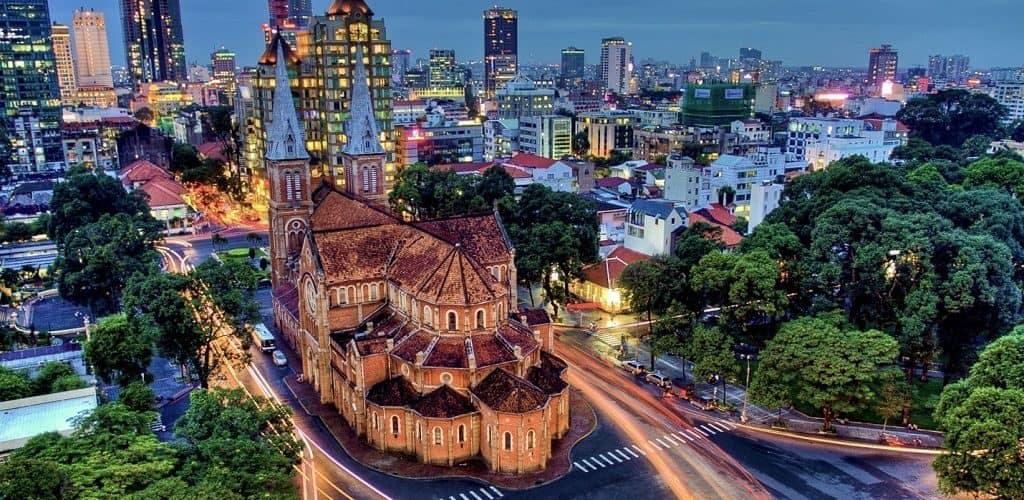 Интересное о Вьетнаме