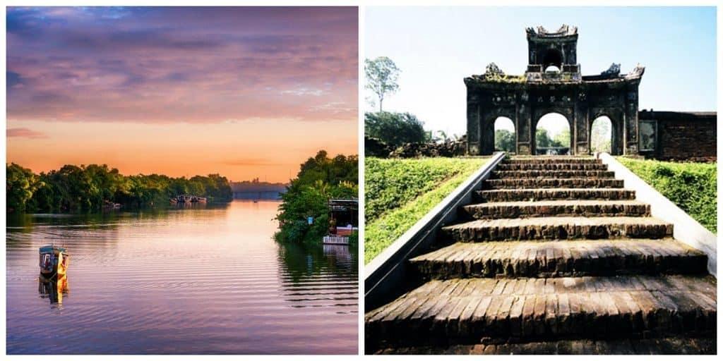 Ароматная река и Храм плачущих слонов