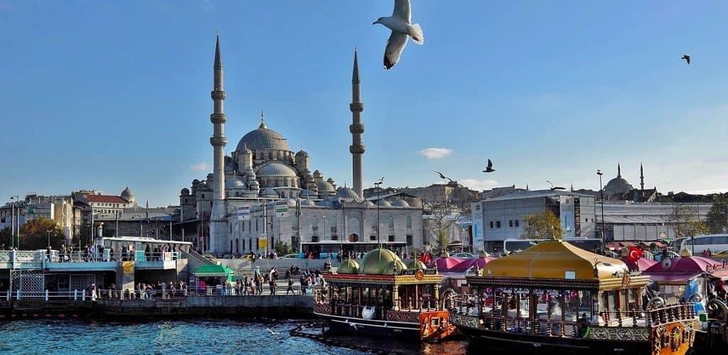 Интересное о Стамбуле
