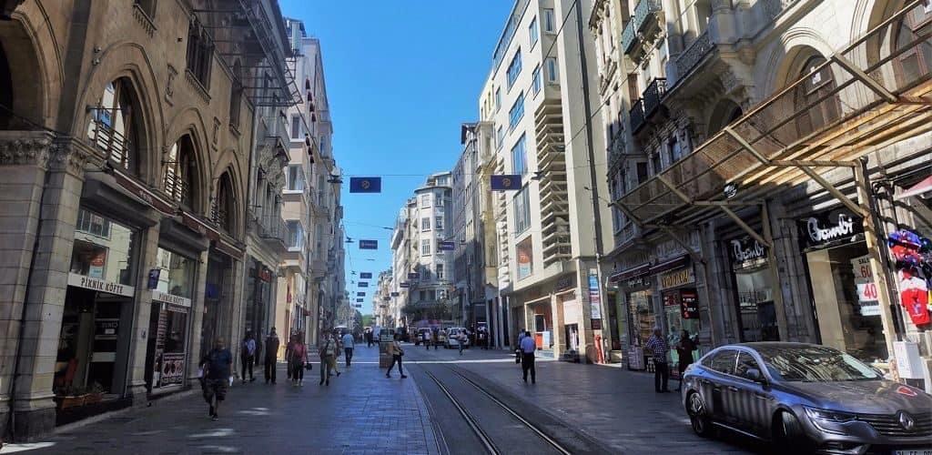 Улица Истикляль (Стамбул)