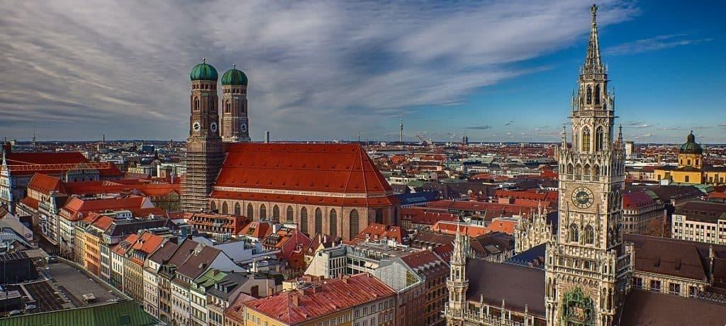 Церковь Фрауэнкирхе (Мюнхен)
