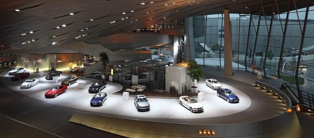 Мюнхенский музей BMW