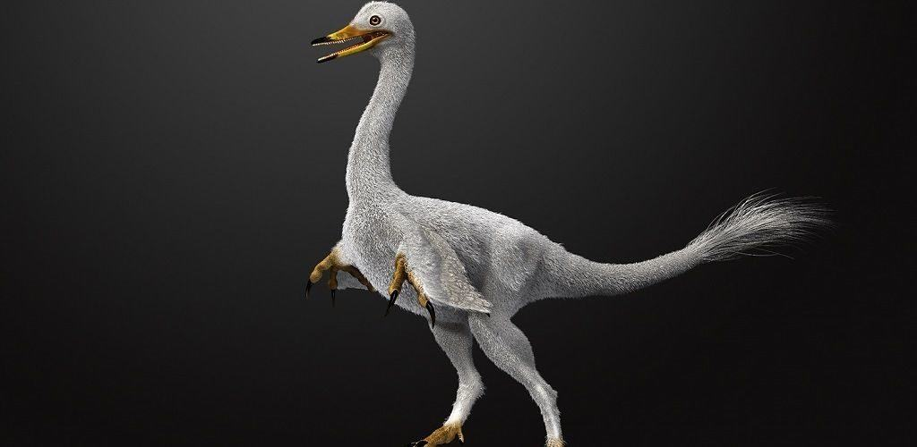 Диногусь - Halszkaraptor escuilliei