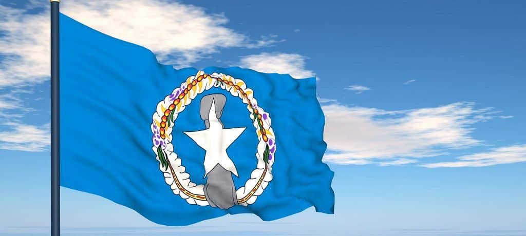 Флаг Северных Марианских островов
