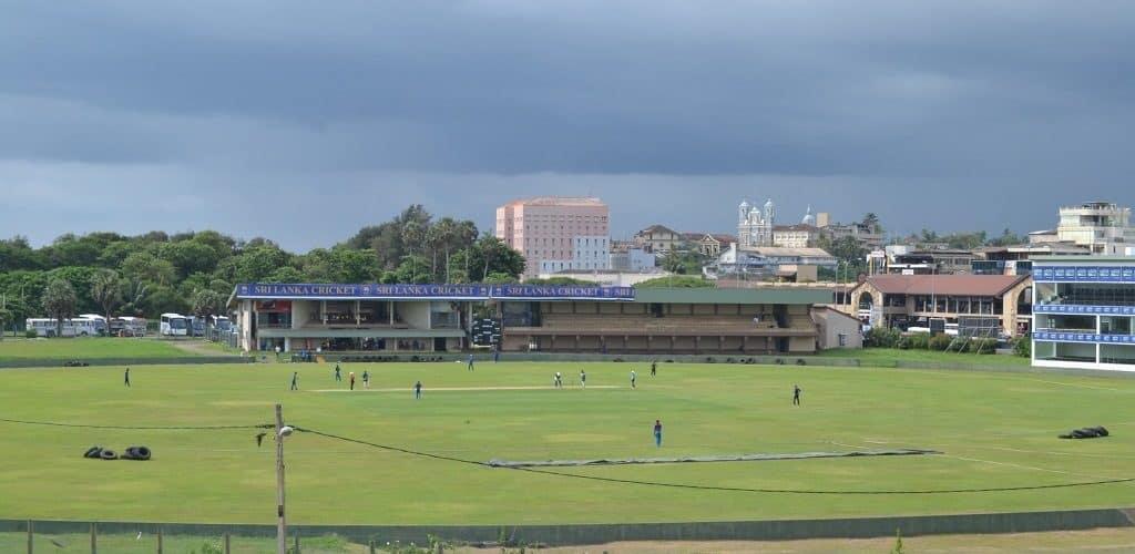Крикет - популярная игра на Шри-Ланке