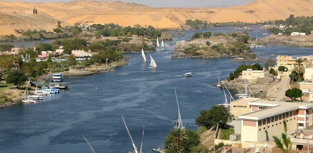 Нил в Египте