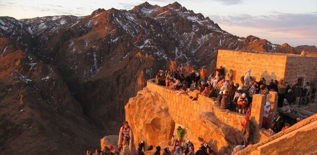Синайские горы (гора Моисея)