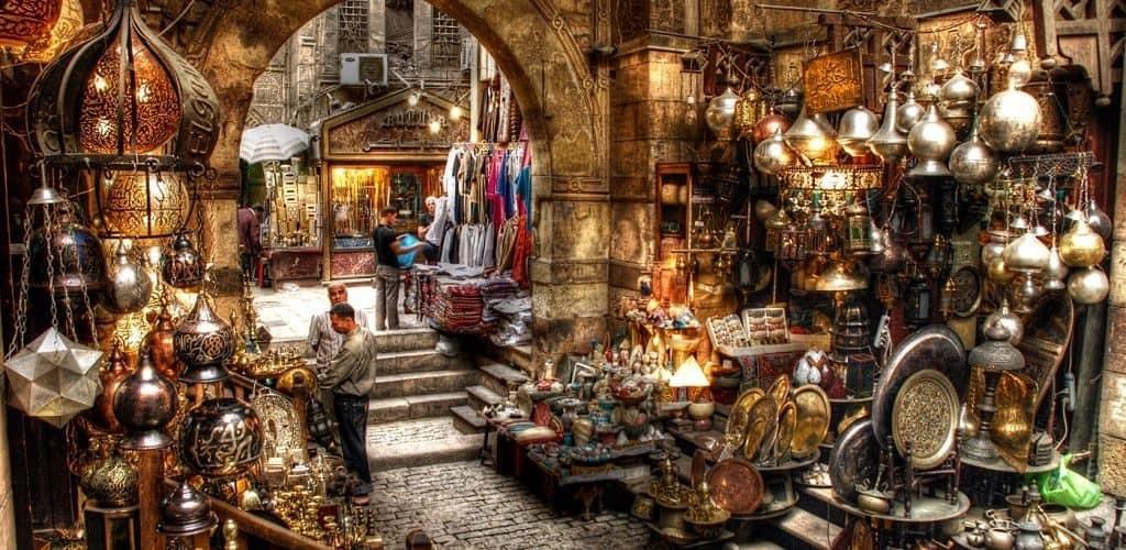 Магазины Египта