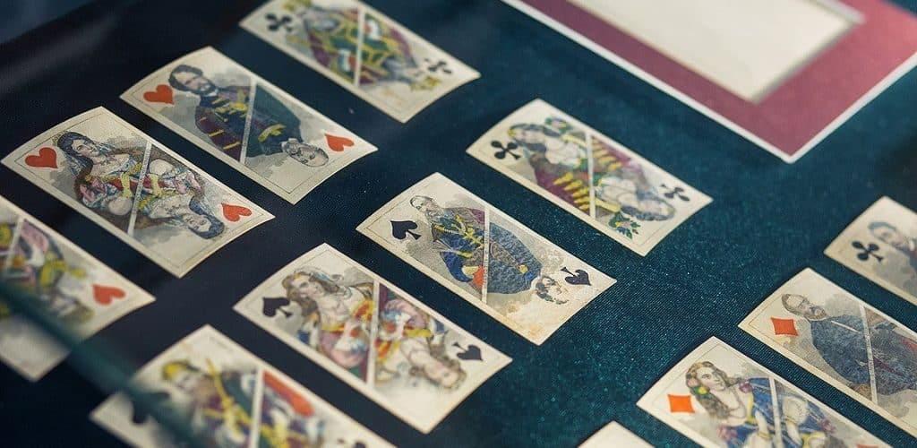 Коллекция игральных карт