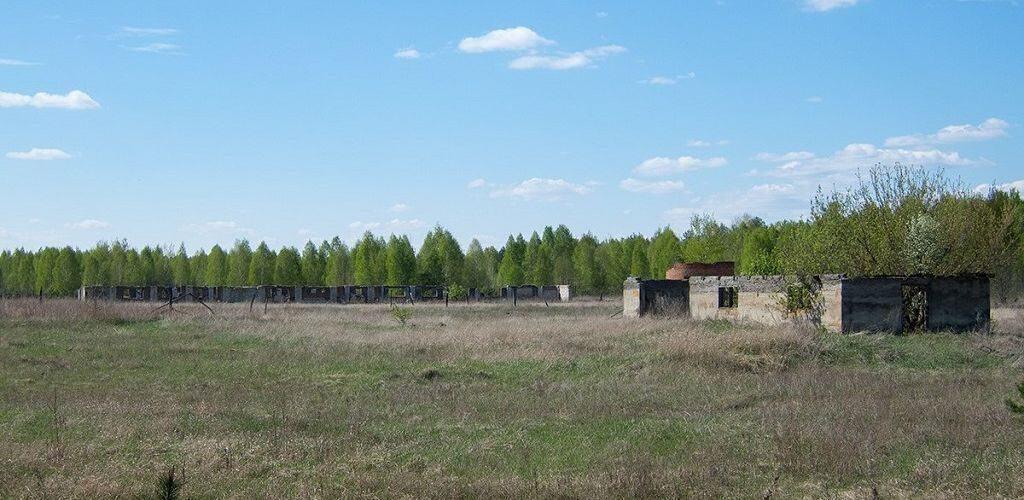 Российские сёла Медвежье и Саньково в Беларуси