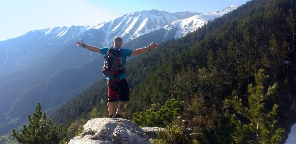 Восхождение на гору Олимп