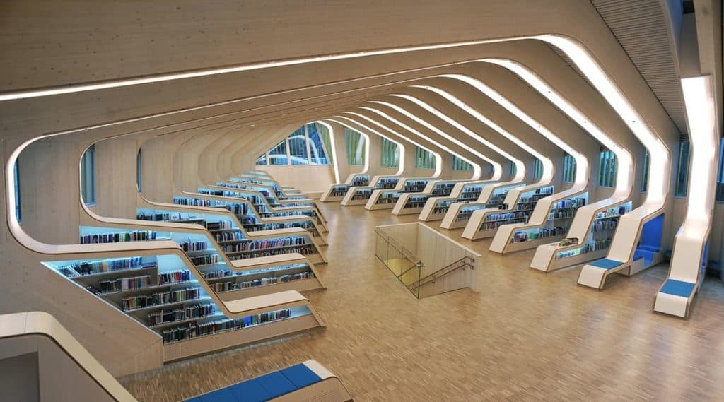 Норвежская библиотека
