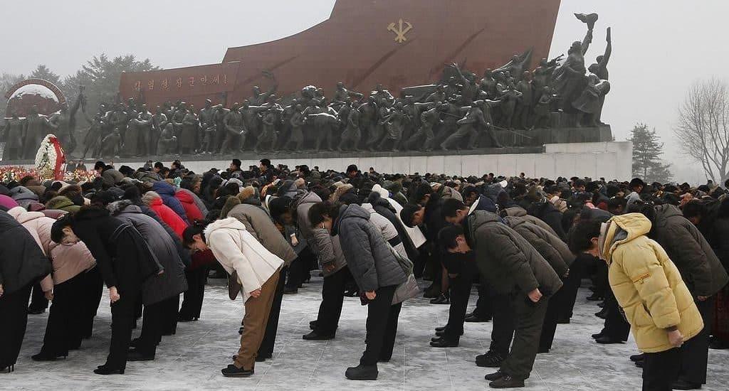 Население Северной кореи
