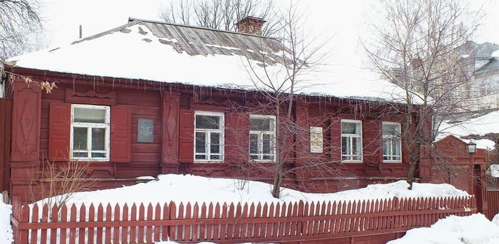Дом Василия Каширина, деда Максима Горького