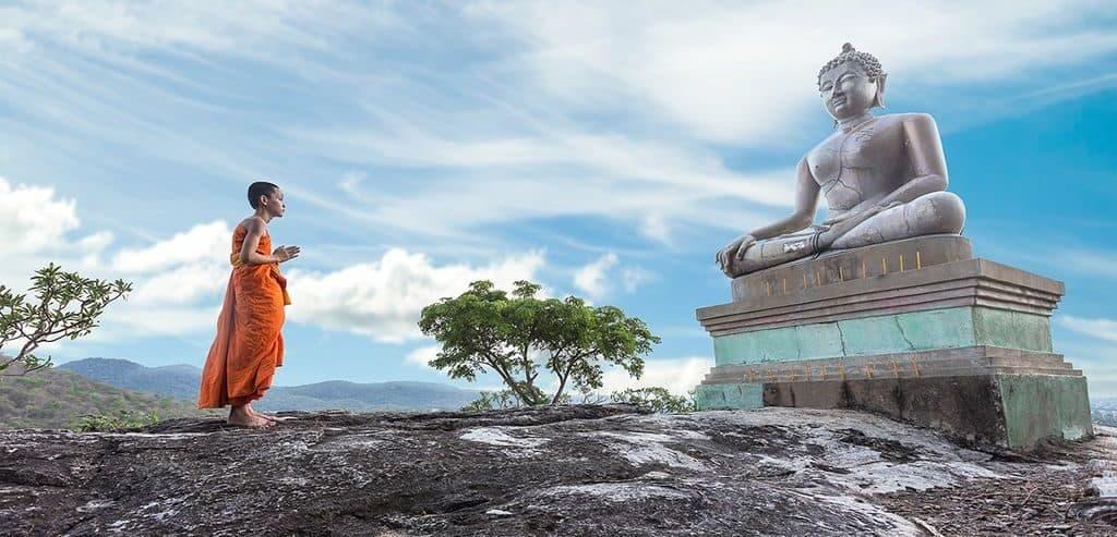 Интересное о буддизме