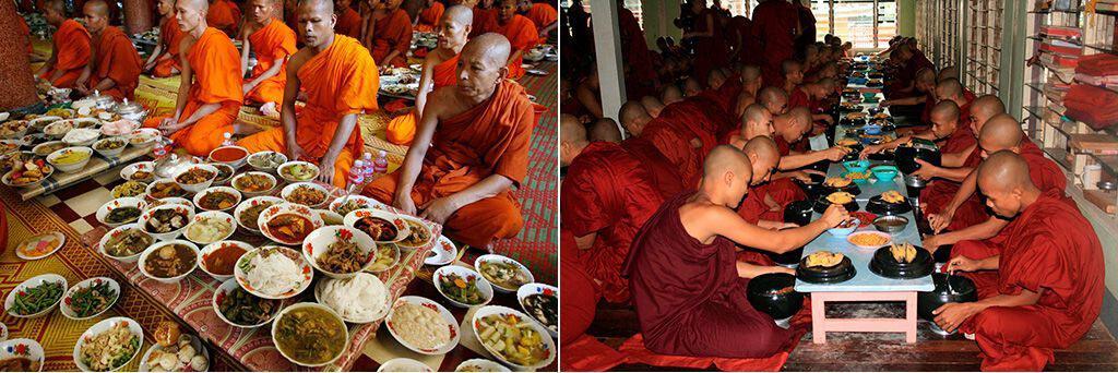 Интересные факты о буддизме