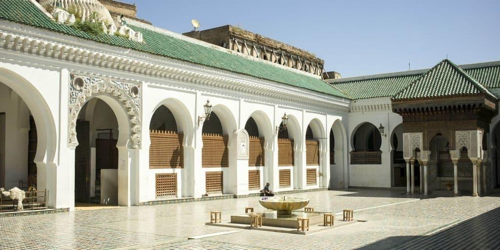 Аль-Карауин в Фесе – старейшее высшее учебное заведение в мире