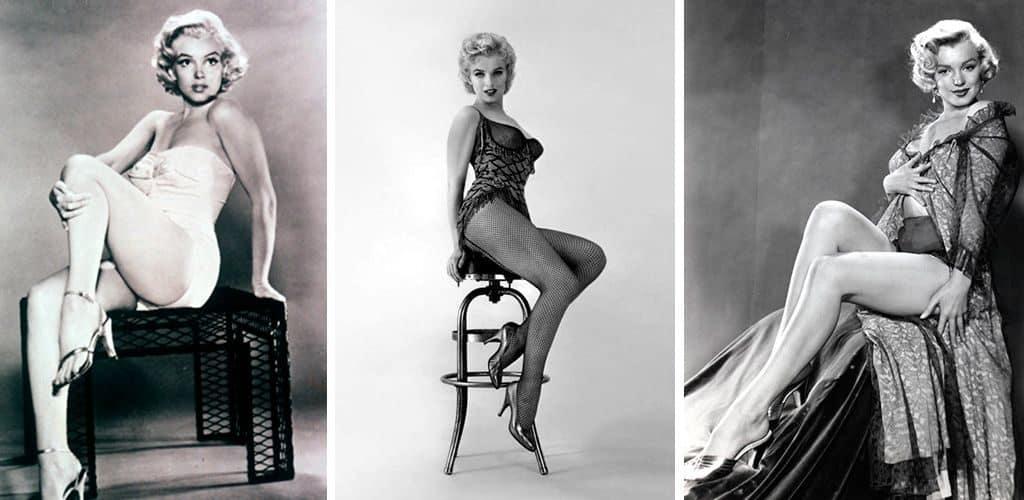 Съемки Монро в Playboy
