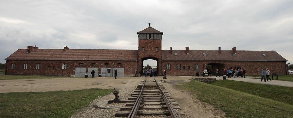 Лагерь Освенцим