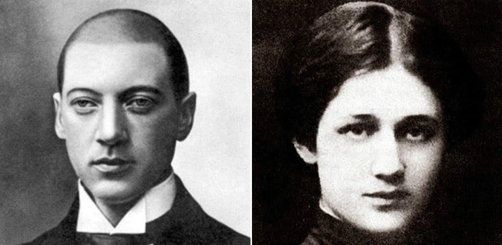 Гумилев и Ахматова
