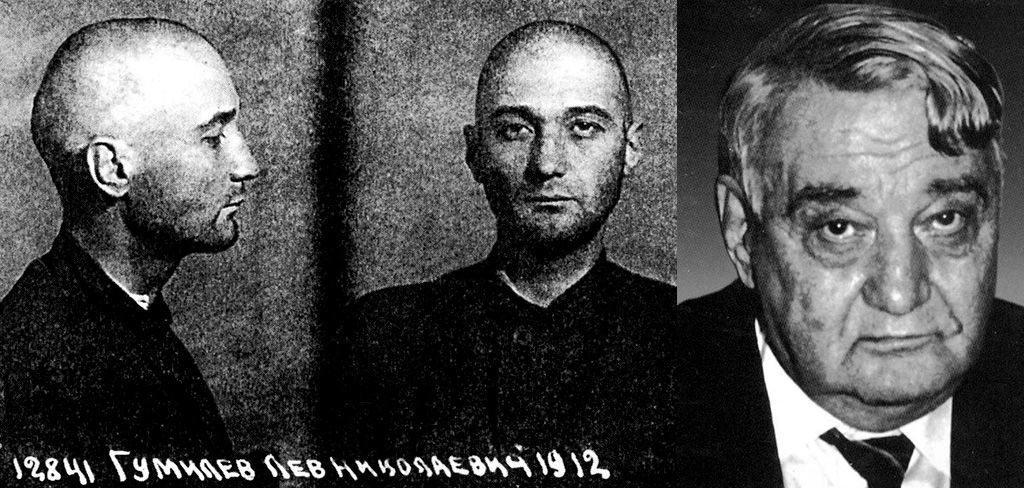 Сын Анны Ахматовой Лев Гумилев