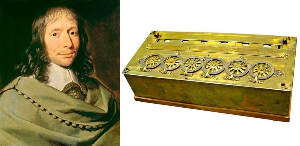 Блез Паскаль и его вычислительная машина