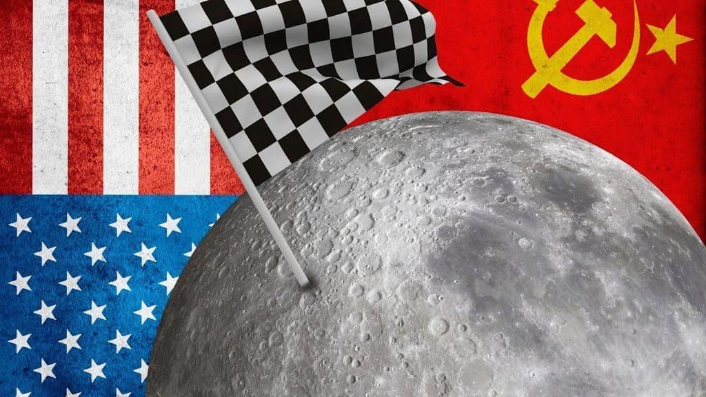 Космическая гонка США и СССР