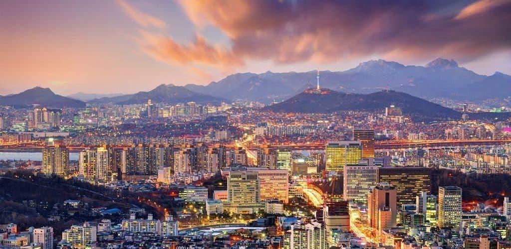 Интересные места в Сеуле
