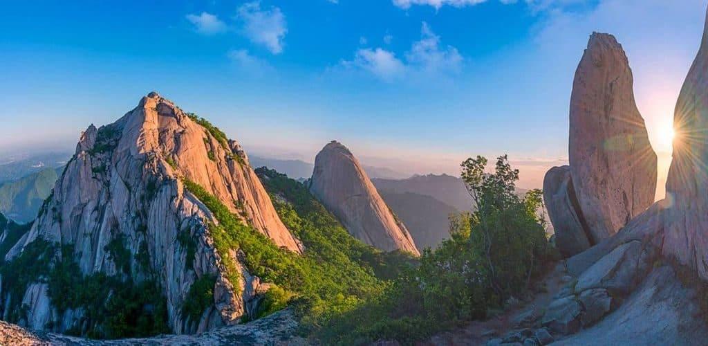 Национальный парк Пукхансан