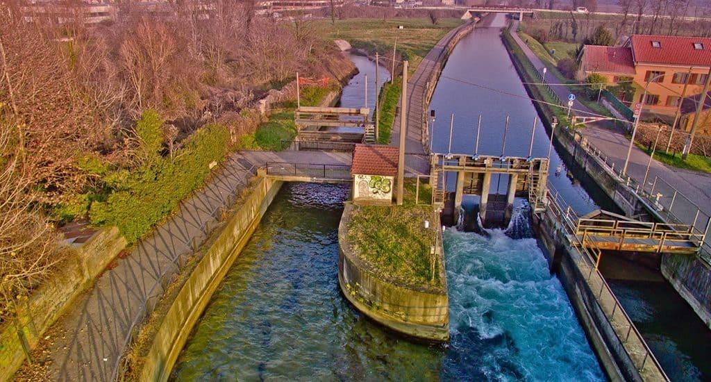 Большой канал Мартезаны