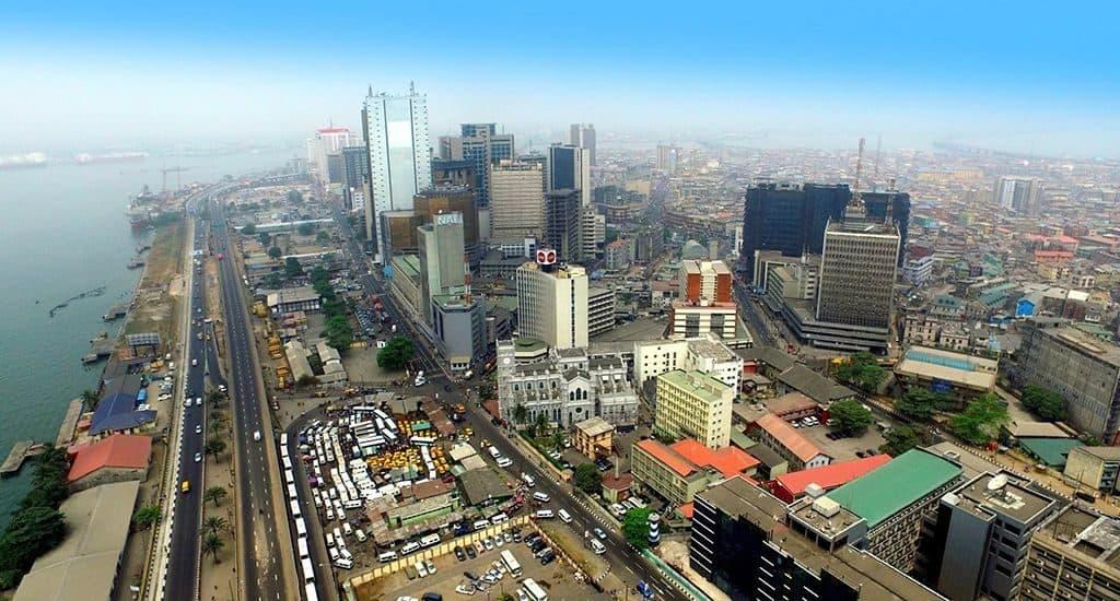 Лагос - столица Нигерии