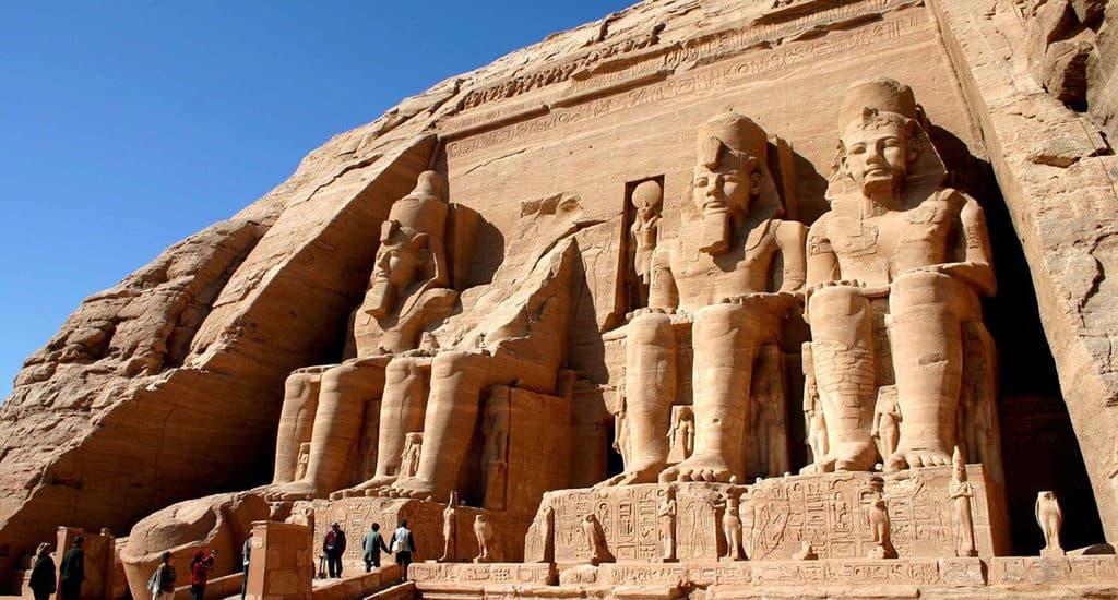 Большой храм Абу-Симбела