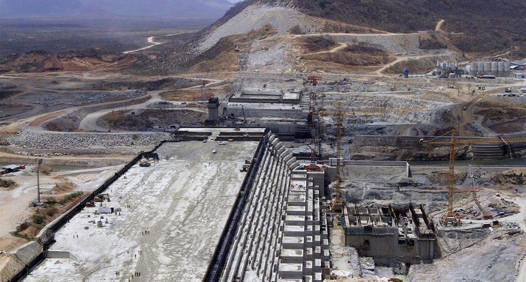 Великая Эфиопская плотина «Возрождение»