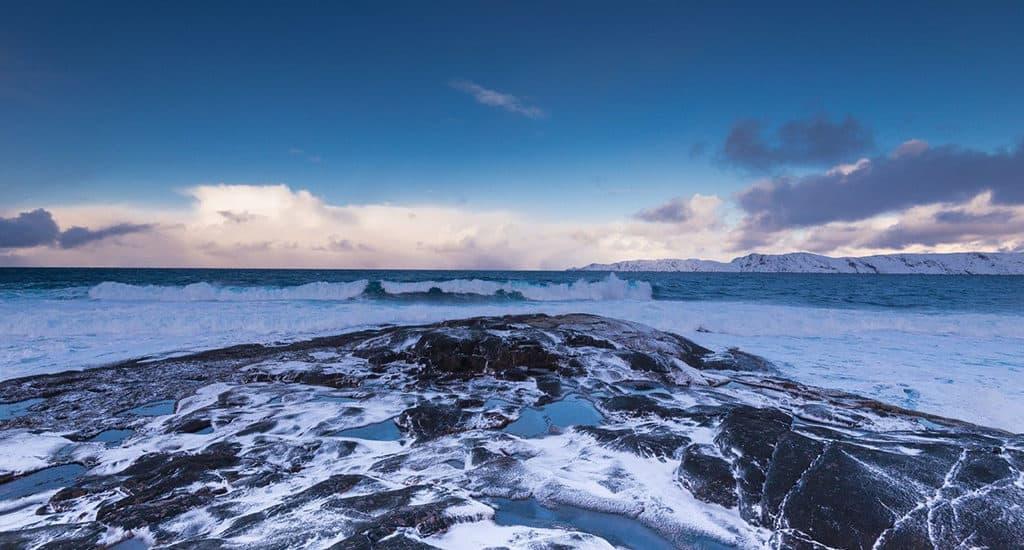 Особенности климата Северного Ледовитого океана
